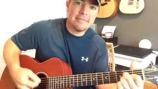 Wave On Wave - Pat Green (Beginner Guitar Lesson)