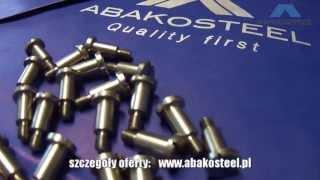 Śruby specjalne nierdzewne A2 i A4 - ABAKOSTEEL
