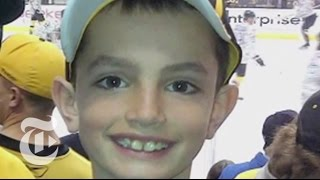 Boy, 8, Among Victims in Boston Marathon Explosions - 2013 | The New York Times