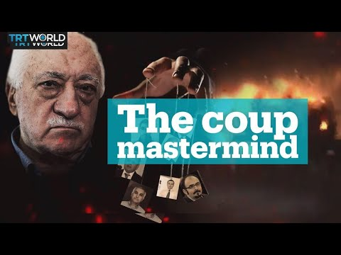 5 facts showing  Gulen's involvement in Turkey's failed coup