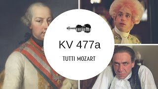 Per la ricuperata salute di Ofelia - KV 477a (WORLD PREMIERE)