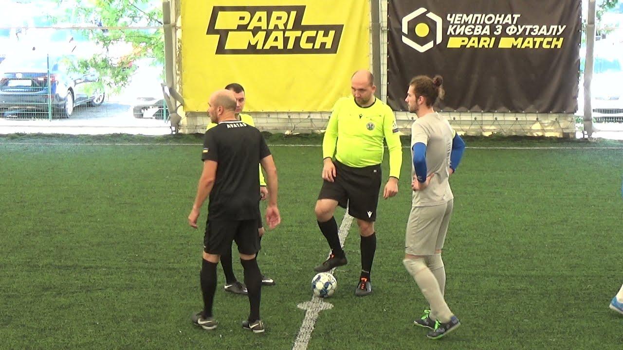 Матч повністю   2T-AVATAS 0 : 0 Олімп Безпека   Parimatch League 2021