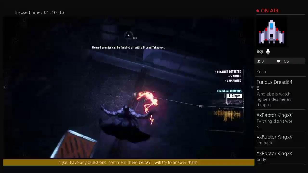 Batman The Dark Knight Stream