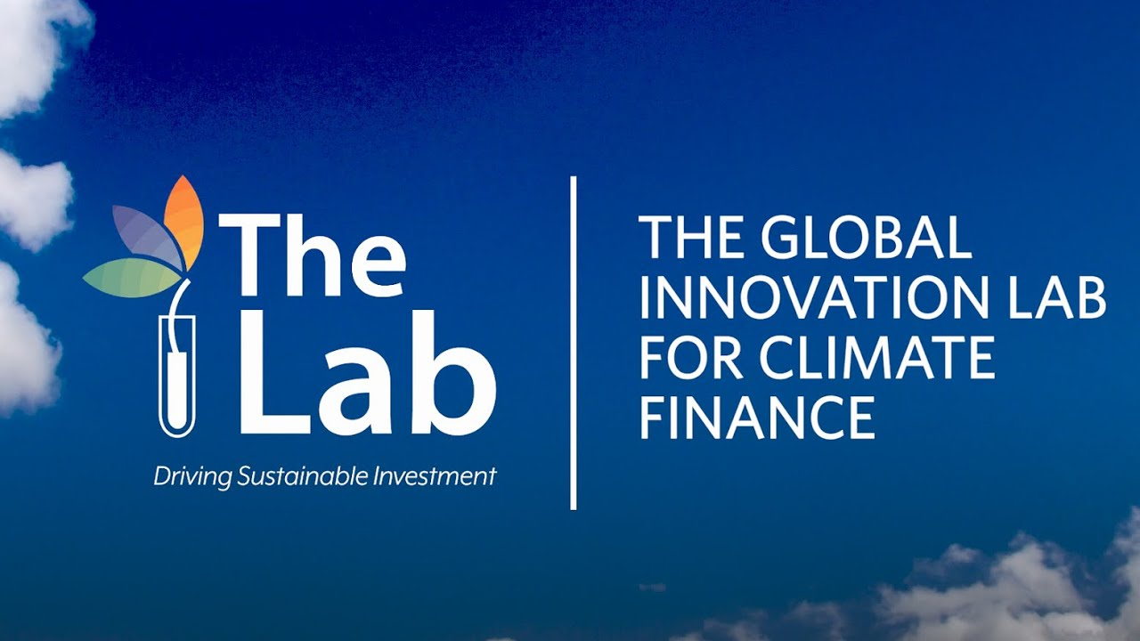 The Global Innovation Lab for Climate Finance
