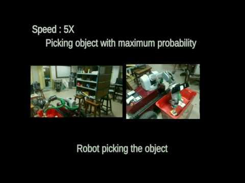 Autonomous stowing video