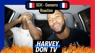 SCH - Gomorra Reaction #Harveydontv #Raymanbeats