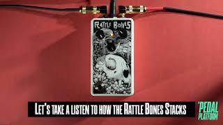 Swamp Witch Pedals - Rattle Bones Demo