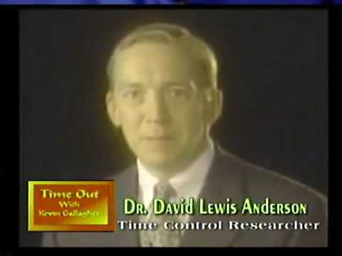 David Lewis Anderson - Time control technology