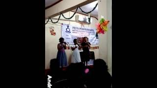 Puisi Natal Sekolah Minggu