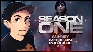 SEASON ONE COUNTDOWN!! || Call Of Duty Modern Warfare Multiplayer || Interactive Streamer || PS4