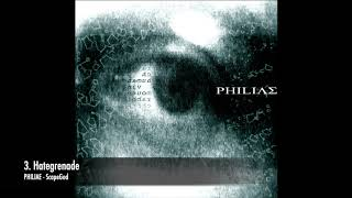 PHILIAE - ScapeGod (Full Album)