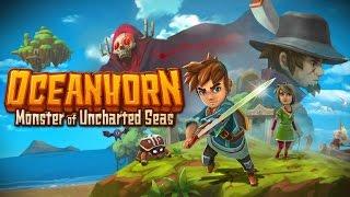 Oceanhorn - Monster of Uncharted Seas (Gameplay - PS4/XONE/PC) -- Conhecendo o Game