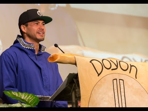 2017 Annual Meeting Martin Sensmeier Keynote - YouTube