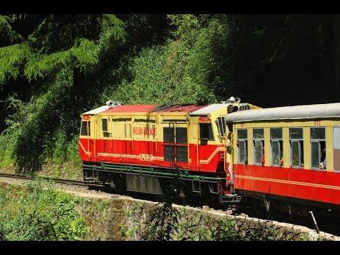 Shimla Kalka Himalayan Queen - Indian Hill Railways - UNESCO World Heritage