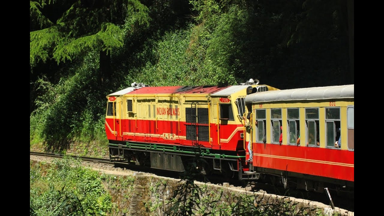 Image result for KALKA TO SHIMLA – THE HIMALAYAN QUEEN