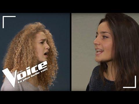 Madcon  Beggin  Ecco vs Kelly  The Voice France 2018  La Vox des Talents