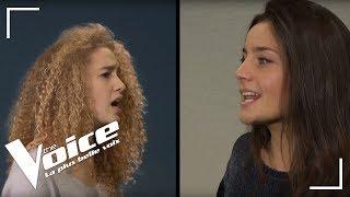 Madcon - Beggin' | Ecco vs Kelly | The Voice France 2018 | La Vox des Talents