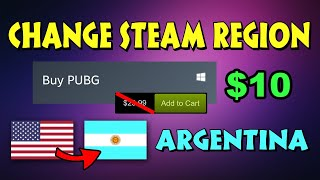 How to Change Steam Region 2020, How to Buy Games Cheap