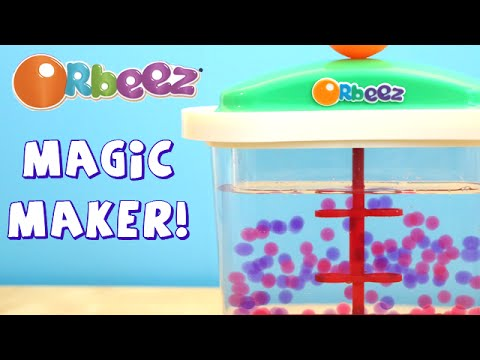 Thumbnail: Orbeez Magic Maker Toy Grow Your Own Orbeez Water Fun Unboxing