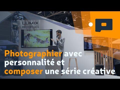 📷Photographier avec personnalité et composer une série créative - Conférence Salon de la Photo 2016