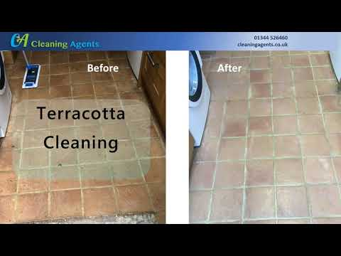 Terracotta Cleaning 2019 How To Strip Clean And Seal A
