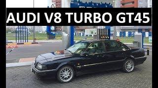 AUDI V8 4.2L Quattro Turbo GT45 VEMS