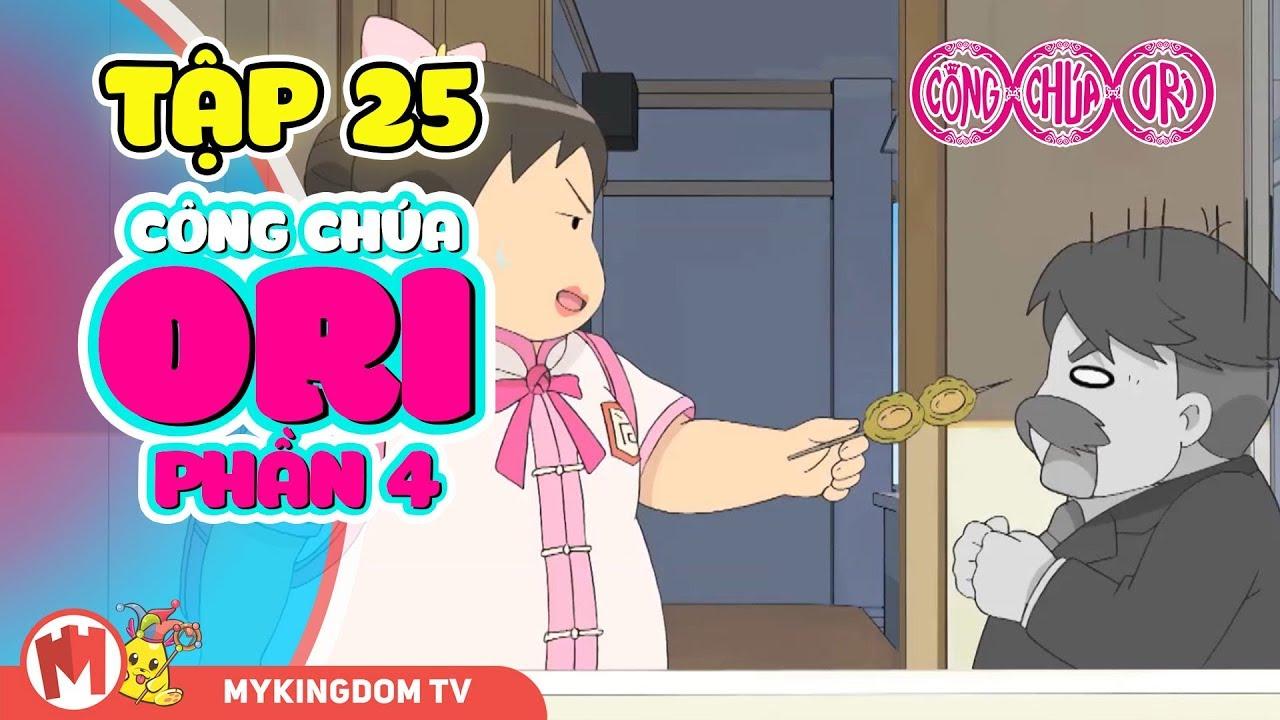 CÔNG CHÚA ORI - Phần 4 | Tập 25: Cũng Có Lúc Bản Thân Sẽ Ích Kỷ | Phim hoạt hình Ori