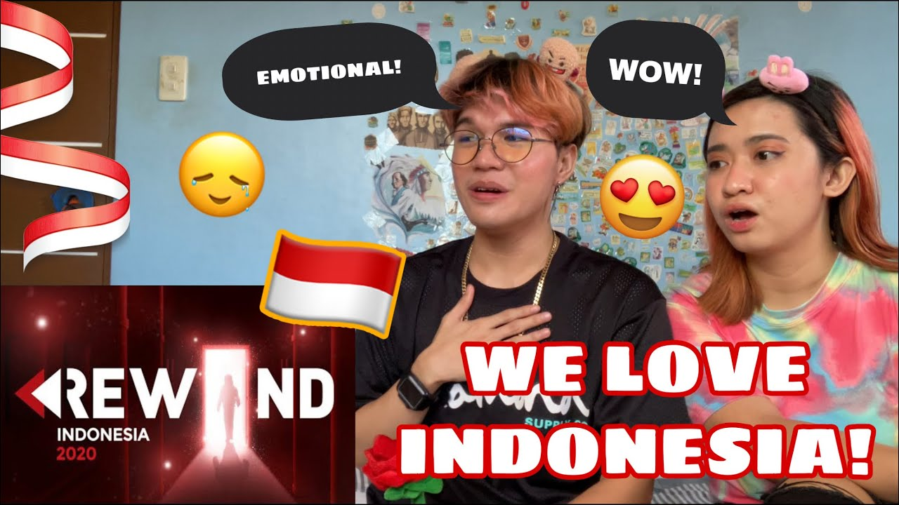 REWIND INDONESIA 2020 ?? | REACTION!