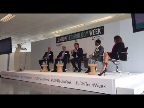 2015 London Tech Week Opening