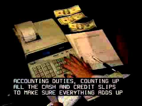 casino cage accounting