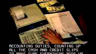 Cage Cashier (Casino)