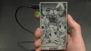 Модуль ESP32 с дисплеем E-ink LilyGo-EPD47. Конвертация изображения для вывода на дисплей.
