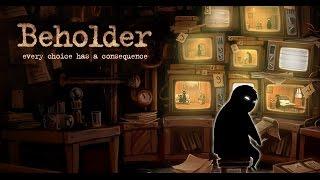 Beholder Trailer [English]