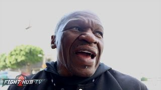 Floyd Mayweather Sr. reacts to news of Manny Pacquiao vs. Amir Khan