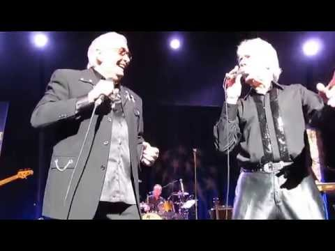 'Do You Love Me?' - Brian Poole & the Tremeloes. Edinburgh, 2 April 2014