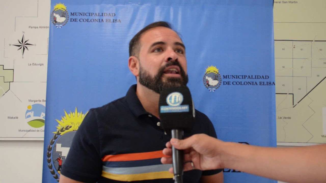 Dialogamos con el intendente Pedro Maidana