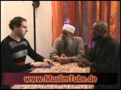 Deutscher (Karim) konvertiert zum Islam - German converts to Islam