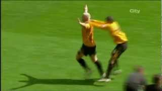 Dean Windass goal for Hull City at wembley