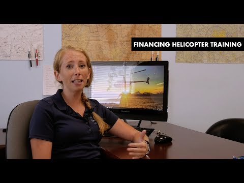 Financing Helicopter Training