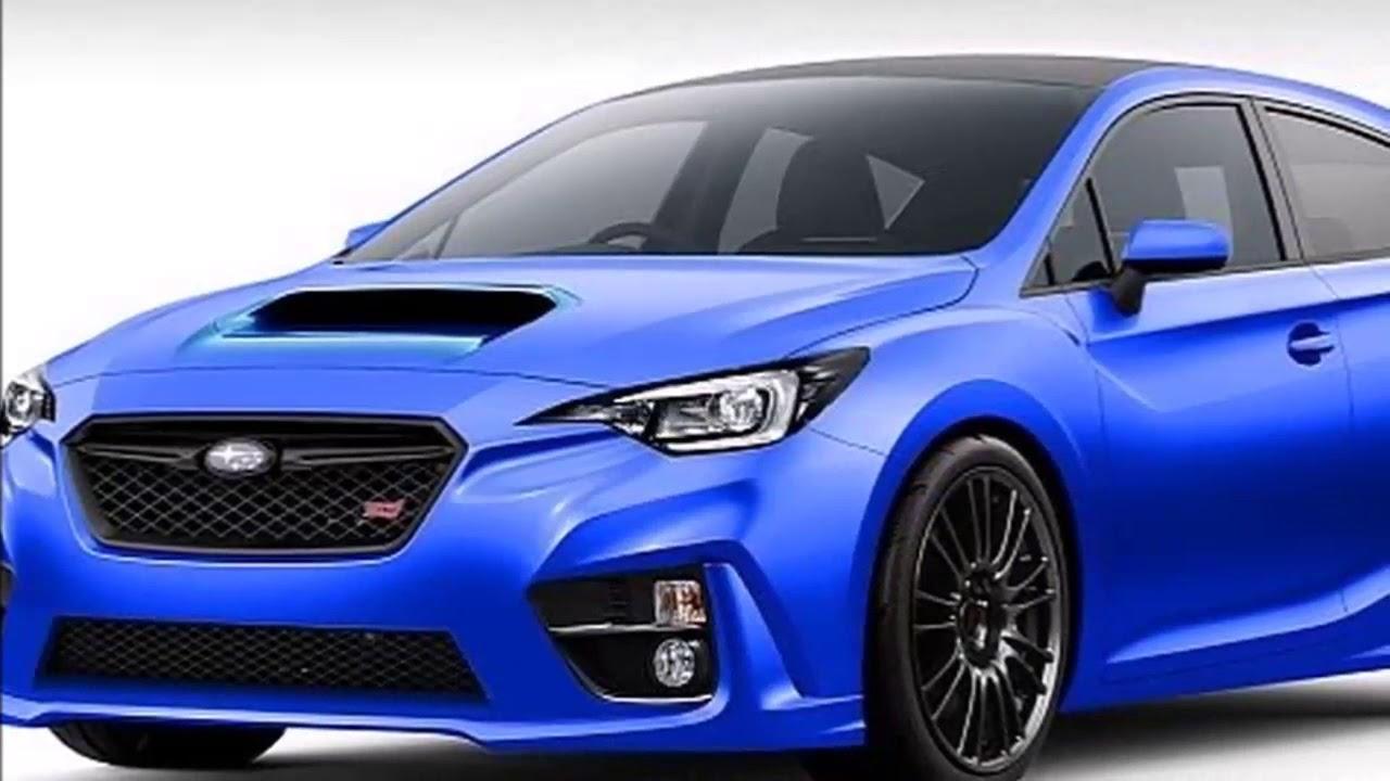 Hot News New 2018 Subaru Impreza Wrx Sti Wagon