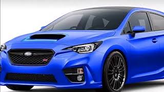 HOT NEWS New 2018 Subaru Impreza WRX STI Wagon