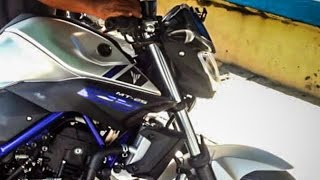 Review Yamaha MT-25 (Motor yamaha Terbaru)