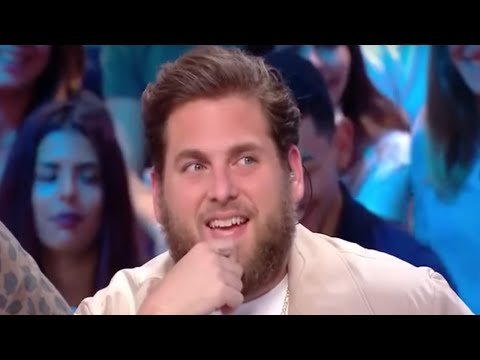 Jonah Hill INSULTED on French TV!| What's Trending Now
