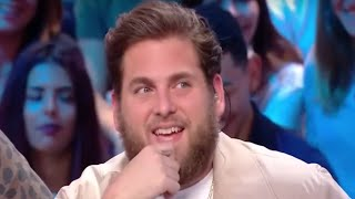 Jonah Hill INSULTED on French TV! | What's Trending Now