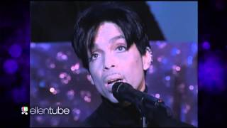 "PRINCE LIVE ""Nothing Compares To You"" LIVE PERFORMANCE On ELLEN SHOW CLASSIC_April 26_16 WOW_VIDEO_"