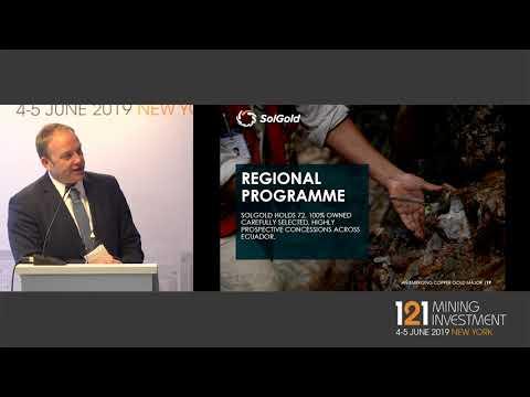 Presentation: SolGold - 121 Mining Investment New York Spring 2019