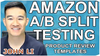 Gambar cover How to: Amazon A/B Split Testing Product Review Templates - PickFU
