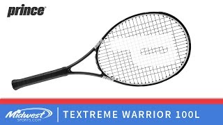 Prince Textreme Warrior 100L Racquets