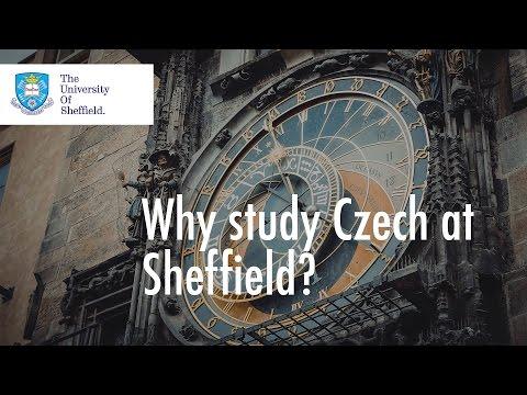 Why study Czech at the University of Sheffield?