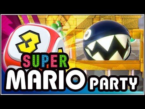 Más sola que la una!!! | 08 | Super Mario Party - Nintendo Switch
